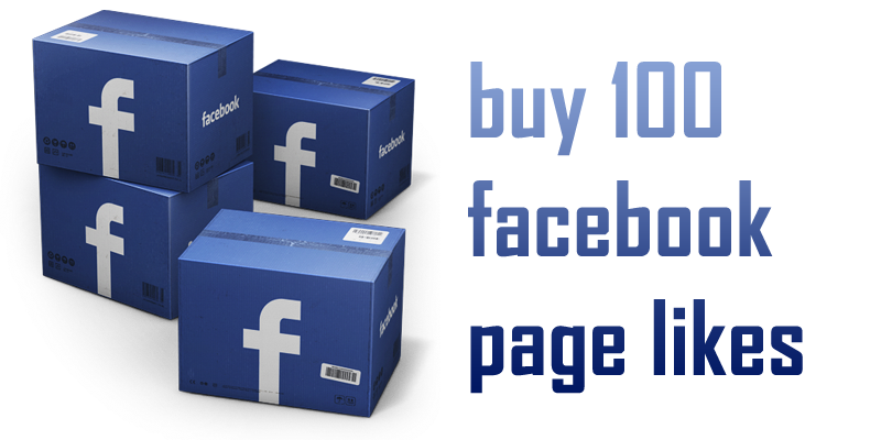 buy 100 facebook page likes