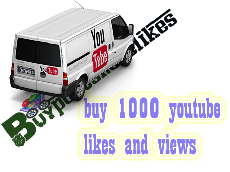 buy 1000 youtube likes and views