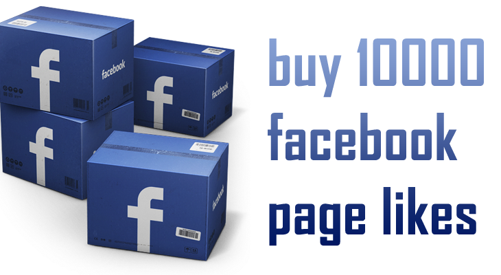 buy 10000 facebook page likes
