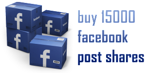 buy 15000 facebook post shares