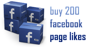 buy 200 facebook page likes