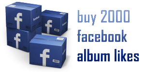 buy 2000 facebook album likes