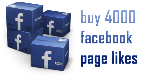 buy 4000 facebook page likes
