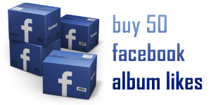 buy 50 facebook album likes