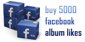 buy 5000 facebook album likes