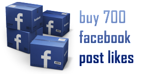 buy 700 facebook post likes