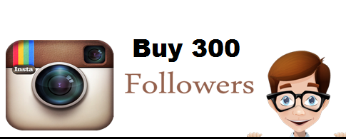 Buy 300 Instagram followers